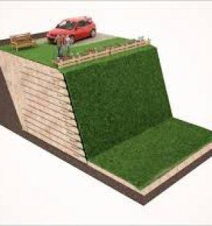 Yeşillenebilir İstinat Duvarları
