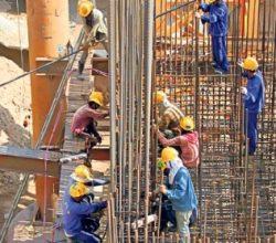 İnşaat Sektörü İlk Yarıda Yüzde 6,6 Büyüdü