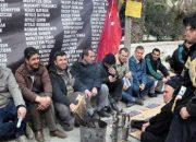 Tazminat Eylemindeki Madenciler Muhatap Bulamıyor