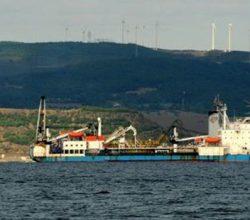 İstanbul'un Elektriği Boğazın Altından Geçecek