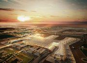 İstanbul Yeni Havalimanı'nın Camları Şişecam Düzcam'dan