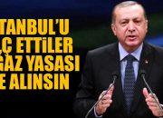 İstanbul'u felç ettiler Boğaz yasası ele alınsın