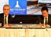 İzmir Metrosu için 192 Milyon Liralık İmza