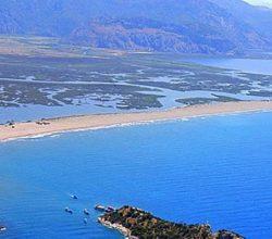 Yapılaşmaya Açılmak İstenen İztuzu, Dünyanın En Güzel Plajları Arasında