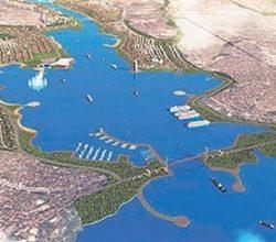 Kanal İstanbul'a Yap-İşlet-Devret Modeli