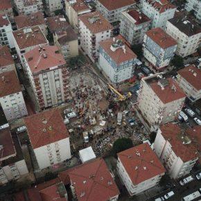 Kartal'da Bina Neden Çöktü?