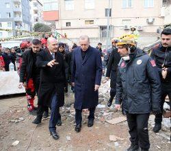 """Cumhurbaşkanı Erdoğan : """"Buradan almamız gereken dersler var"""""""