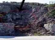 Kaya Mezarları Üzerine Villa Yaptılar!