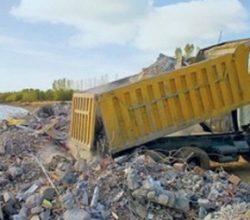 Hazır Betoncular Kentsel Dönüşüm Atıklarını Geri Dönüştürüyor