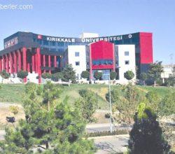 Kırıkkale Üniversitesi'nde İç Mimarlık ve Çevre Tasarımı Bölümü açıldı