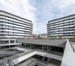 """Konutu Ticari Yaşamla Bütünleştiren TAGO Architects Tasarımı """"Real Merter"""" Tamamlandı"""