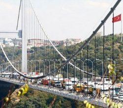 İstanbul'un İki Köprüsünde de Tamirat Var!