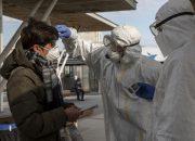 """Türkiye'de corona virüs salgını: İnşaat işçileri """"evde kalamıyor"""""""