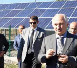 Köylerin Elektriğini Güneş Enerjisi Karşılayacak
