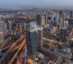 Kristal Kule – İstanbul Türkiye