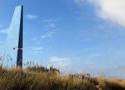 Heykelsi Bir Gözlem Kulesi