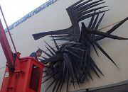 """Unkapanı'nın """"Kuşlar""""ı Restorasyonda"""
