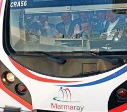 Marmaray için Yeni Otobüs Hatları Açıklandı!