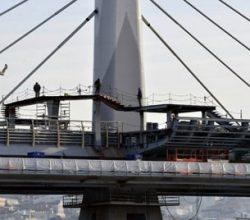 Metro Geçiş Köprüsü Açılıyor
