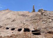 İnşaat Alanından Tarihi Mezar Çıktı