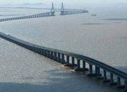 Dünyanın en uzun köprüsü Türkiye'ye