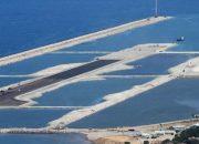 Ordu-Giresun Hava Limanı'nda Pist Tamamlandı