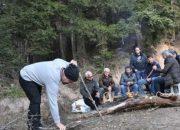 Artvinliler Madene Karşı Ağaç Nöbetinde