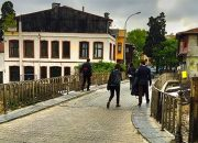 Tarihi Köprünün Yeri Marmaray Projesi İçin Değiştiriliyor