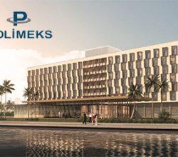 Polimeks inşaat Libya pazarında