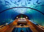 Fiji Adalarında İnanılmaz Su Altı Oteli : Poseidon