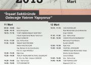 RİJİT'2013  11-12 Mart 2013 tarihlerinde düzenlenecek