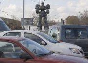 Gökçek'in 'Prestij Robotu' AOÇ Kavşağında