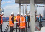Türk inşaat devine yabancı ortak