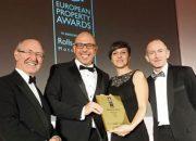 RSG İç Mimarlık Kalekent Satış Ofisi ile Londra'dan ödülle döndü