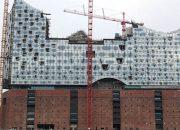 Herzog & de Meuron'un Hamburg Konser Salonu için Yeni Tarih Verildi