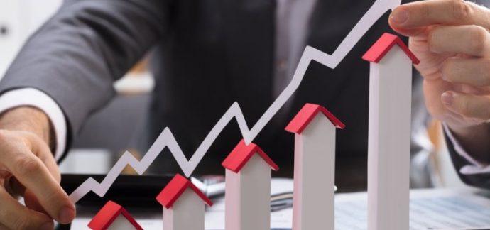 Satılık konut fiyatları son 6 ayda yüzde 5,3 arttı