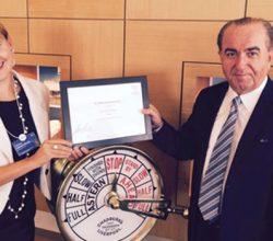 Seranit Grup'a 'Türkiye'nin En Hızlı Büyüyen ve Gelişen Şirketi' Ödülü