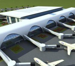 Sinop Havalimanı Terminal Binası ve Mütemmimleri Yapım İşi