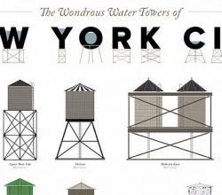 New York'un Harika Su Depoları
