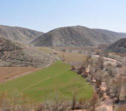 Sulakyurt Barajı Sulaması Yapım İşi
