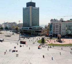 Taksim Meydanı için Üç Gruptan, Üç Proje!