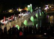 500 Yıllık Tarihi Köprü 600 Bin Liraya Aydınlatıldı