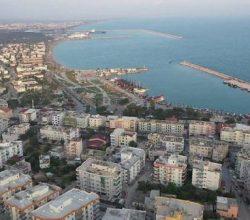 Mersin Taşucu'nda Dev Emlak Yatırımı Furyası
