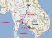 Tayland'da inşaat çöktü: 11 ölü, 25 yaralı