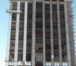 Ticaret Borsası Binasının İnşaatı Devam Ediyor