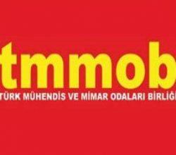 TMMOB'un Bakanlık Denetimine Alınmasına Tepki