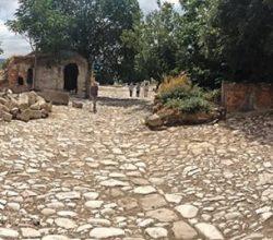 İstanbul'da Antik Kent Üzerine TOKİ Evleri!