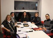 TSMD 14. Dönem Yönetim Kurulu Toplandı
