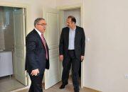 TOKİ Başkanı'ndan Mamak'a Dönüşüm Ziyareti