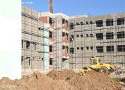 Türkiye'nin En Büyük İlahiyat Fakültesinin İnşaatı Bitme Aşamasına Geldi